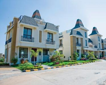 Gallery Cover Image of 2100 Sq.ft 3 BHK Villa for buy in Nyati Group Victoria, Mohammed Wadi for 12300000