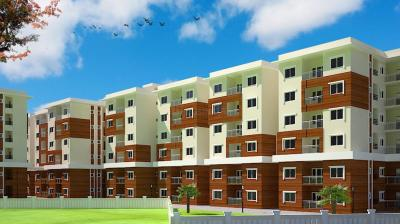 Gallery Cover Image of 1150 Sq.ft 3 BHK Apartment for buy in Modi Gulmohar Residency, Moula Ali for 5500000