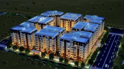 Gallery Cover Image of 2450 Sq.ft 3 BHK Apartment for buy in SH Casa Rouge, Kothaguda for 21000000