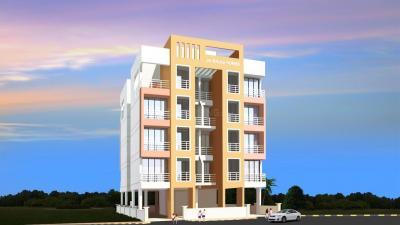 Gallery Cover Image of 580 Sq.ft 1 RK Apartment for rent in Jai Balaji Homes, Karanjade for 4500