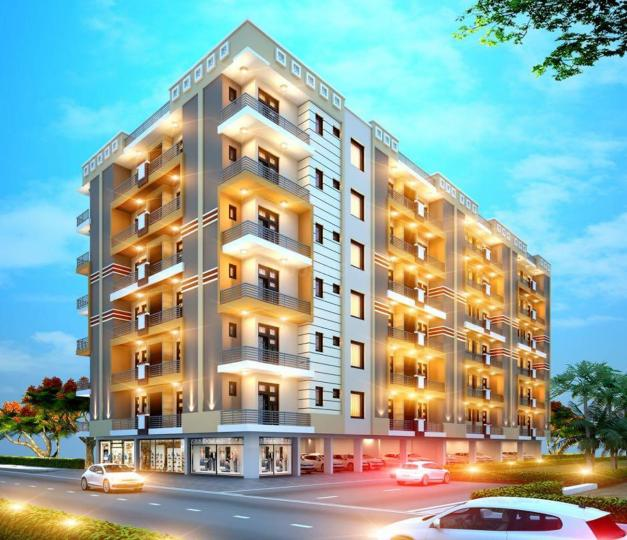 Gallery Cover Pic of USB Vihaan Group Housing
