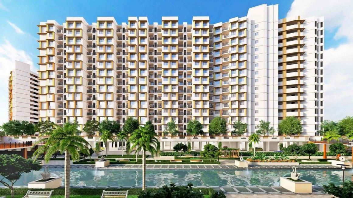 Gallery Cover Pic of Pashmina Lagoon Residences