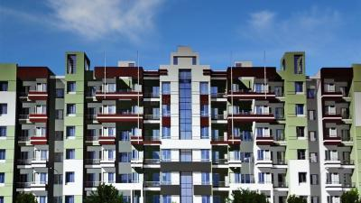 Gallery Cover Image of 1350 Sq.ft 3 BHK Apartment for buy in IBD Royal CITII, Misrod for 2500000