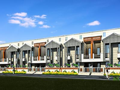 Gallery Cover Pic of Dwarka Enclave 1-Duplex- 150