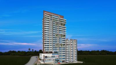 Gallery Cover Image of 690 Sq.ft 1 BHK Independent House for buy in Varasiddhi Crosswinds, Bhandup West for 9400000