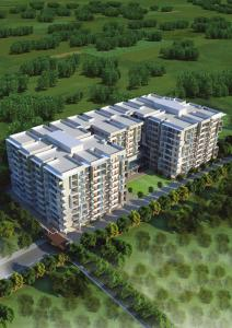 Gallery Cover Image of 1406 Sq.ft 2 BHK Apartment for buy in Manbhum Home Tree, Jeedimetla for 7311200