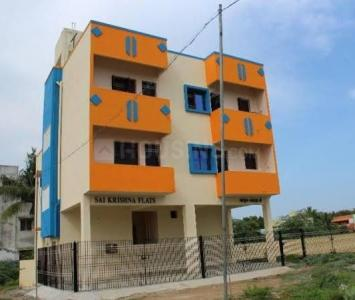 Gallery Cover Image of 474 Sq.ft 1 BHK Apartment for buy in Sai Krishna Flats,  South kolathur for 2275000