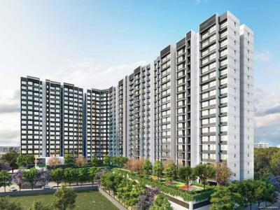 Gallery Cover Image of 1200 Sq.ft 3 BHK Apartment for buy in Kalpataru Park Riviera Wing C and D, Panvel for 14000000