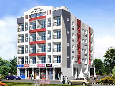 Rangoli Prasad Mini Apartments
