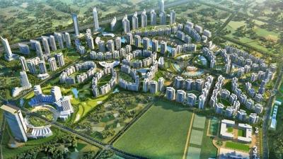 Gallery Cover Image of 758 Sq.ft 2 BHK Apartment for rent in The Pride World City, Charholi Budruk for 15000