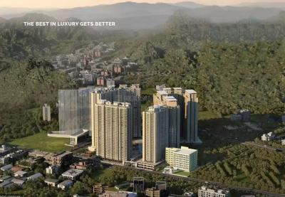 Gallery Cover Image of 1400 Sq.ft 3 BHK Apartment for buy in Dosti Planet North, Mumbra for 9400000