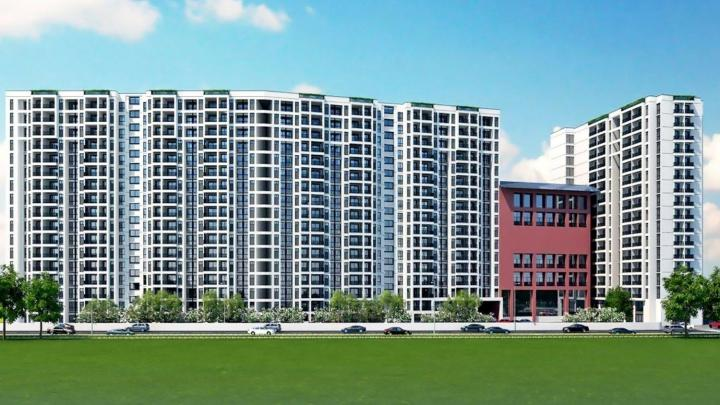 Gallery Cover Pic of UKN The Belvedere By UKN Airport District Phase 1