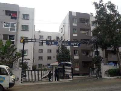 Gallery Cover Image of 1215 Sq.ft 2 BHK Apartment for buy in GK Jewel City, Parappana Agrahara for 6100000