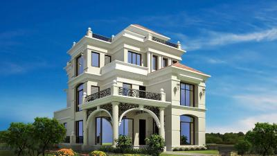 Gallery Cover Image of 5800 Sq.ft 4 BHK Villa for buy in Lanco Hanging Gardens Villas, Manikonda for 65000000