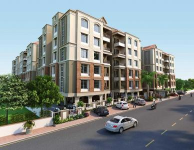 Gallery Cover Image of 1845 Sq.ft 3 BHK Apartment for buy in Shaligram Flora, Thaltej for 13500000