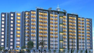 Gallery Cover Image of 930 Sq.ft 2 BHK Apartment for rent in Mirchandani Shalimar Enclave , Arera Colony for 11000