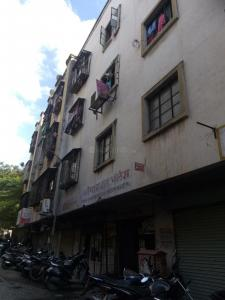 Gallery Cover Image of 610 Sq.ft 1 BHK Apartment for rent in Shreepad Dutt Palace, Dhankawadi for 10000