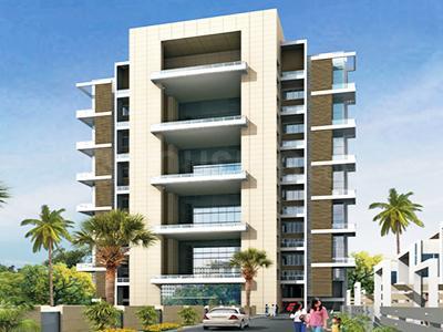 Gallery Cover Image of 2456 Sq.ft 5 BHK Apartment for buy in 5 Star Royal Grandeur , Bopodi for 33000000