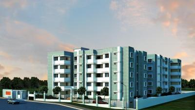 Gallery Cover Image of 850 Sq.ft 1 BHK Apartment for buy in Nandi Retreat, Gottigere for 4000000