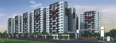Gallery Cover Image of 1090 Sq.ft 2 BHK Apartment for buy in Kunal Iconia Phase IV, Mamurdi for 5500000