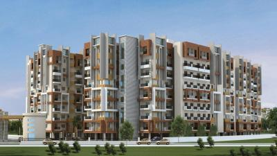 Gallery Cover Image of 625 Sq.ft 1 BHK Apartment for rent in Sri Tirumala Sarovar, Singasandra for 9500