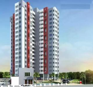 Gallery Cover Image of 1250 Sq.ft 2 BHK Apartment for rent in Mont Vert Grande, Pashan for 19000