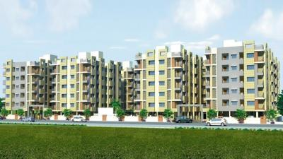 Gallery Cover Image of 990 Sq.ft 2 BHK Apartment for buy in Shayona Tilak III, Gota for 4000000