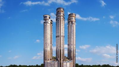 Gallery Cover Image of 2893 Sq.ft 3 BHK Apartment for buy in Omkar 1973 Worli, Worli for 85000000