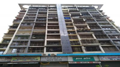 Gallery Cover Image of 1200 Sq.ft 3 BHK Apartment for rent in Swaraj Planet, Kopar Khairane for 28000