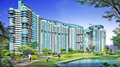Gallery Cover Image of 3025 Sq.ft 4 BHK Apartment for buy in Amrapali Platinum, Sector 119 for 15000000