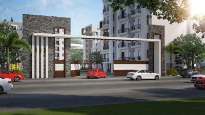 Gallery Cover Image of 955 Sq.ft 2 BHK Independent Floor for buy in Lucky Palm Valley, Noida Extension for 2050000