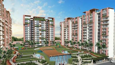 Gallery Cover Image of 1030 Sq.ft 2 BHK Apartment for buy in KLJ Platinum Heights, Sector 77 for 3300000