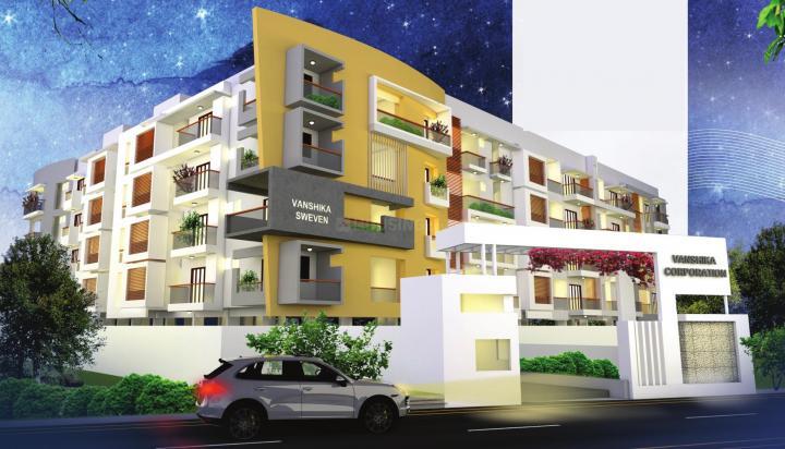 कोननकुंते  में 7700000  खरीदें के लिए 7700000 Sq.ft 3 BHK अपार्टमेंट के प्रोजेक्ट  की तस्वीर