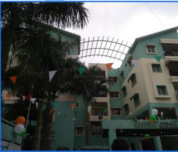 Gallery Cover Image of 1024 Sq.ft 2 BHK Apartment for rent in Paramount Raghavendra Arisht, Munnekollal for 28000