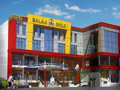 Samdareeya Balaji Gold