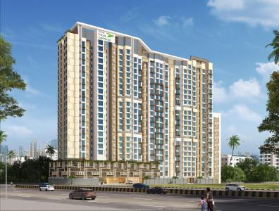 Gallery Cover Image of 577 Sq.ft 2 BHK Apartment for buy in The Baya Central, Lower Parel for 24000000