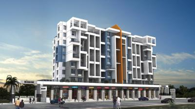 Gallery Cover Image of 757 Sq.ft 1 BHK Apartment for buy in Aaiji The Celsia Park, Narhe for 4500000