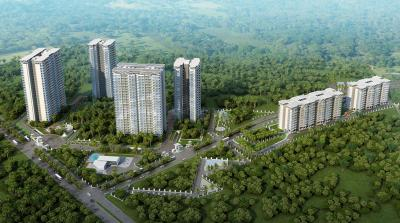 Gallery Cover Image of 1760 Sq.ft 3 BHK Apartment for buy in Paras Dews, Sector 106 for 11500000
