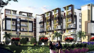 Gallery Cover Image of 1300 Sq.ft 2 BHK Apartment for rent in Rami GNR Harmony, Attapur for 20000