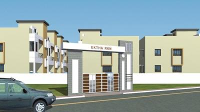 Gallery Cover Image of 1850 Sq.ft 3 BHK Villa for rent in RKN Ektha Villas, Selaiyur for 25000
