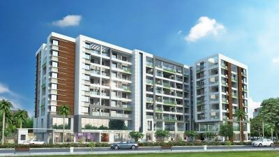 Gallery Cover Image of 900 Sq.ft 2 BHK Apartment for buy in Siddhesh Optimus, Viman Nagar for 8500000