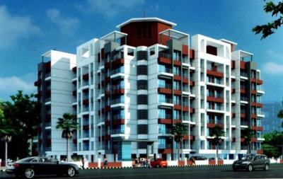 Gallery Cover Image of 743 Sq.ft 1 BHK Apartment for rent in Tulsi Sonata, Panvel for 10000