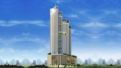 Gallery Cover Image of 1980 Sq.ft 3 BHK Apartment for rent in Ajmera Group Aeon, Wadala East for 85000