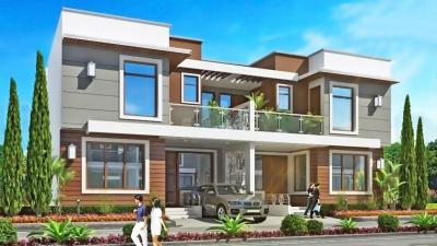 Gallery Cover Image of 1850 Sq.ft 4 BHK Villa for buy in  Luxurious Green Villas, Noida Extension for 4950000