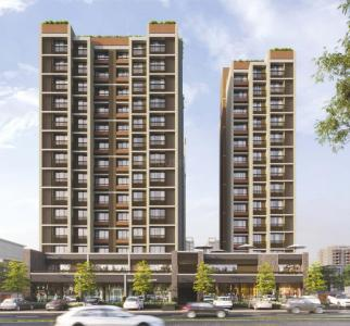 Gallery Cover Image of 1485 Sq.ft 3 BHK Apartment for buy in Saral Sky, Sughad for 5500000