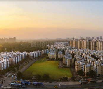 Gallery Cover Image of 1450 Sq.ft 3 BHK Apartment for buy in Shapoorji Pallonji Houshing Complex, Rajarhat for 6000000