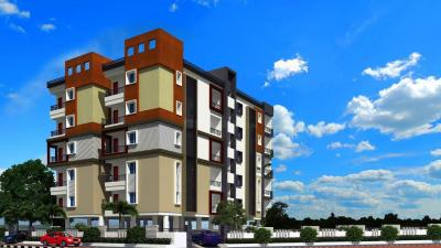 Gallery Cover Image of 1000 Sq.ft 1 BHK Apartment for rent in M J Metro View, Nagole for 18000