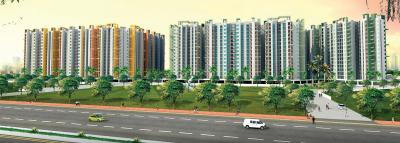 Gallery Cover Image of 940 Sq.ft 2 BHK Apartment for buy in BCC Bharat City, Indraprashtha Yojna for 3400000