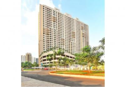 Gallery Cover Image of 908 Sq.ft 2 BHK Apartment for rent in Urbania Azziano Wing K, Thane West for 27000