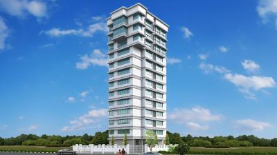 Gallery Cover Image of 2213 Sq.ft 4 BHK Apartment for rent in Dimension Trishabh Signet, Chembur for 135000